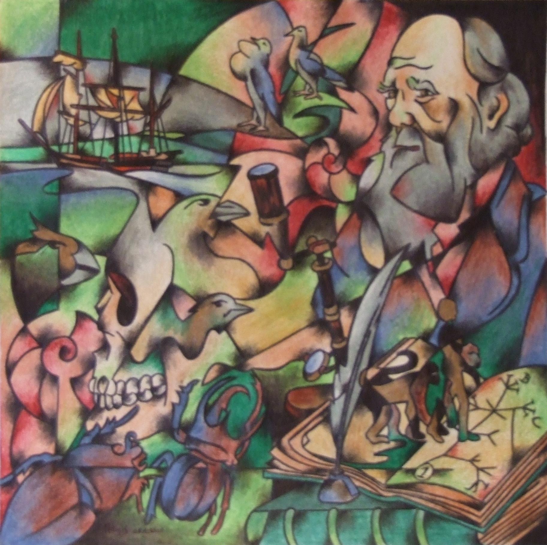 'Darwin 200 Aniversary'