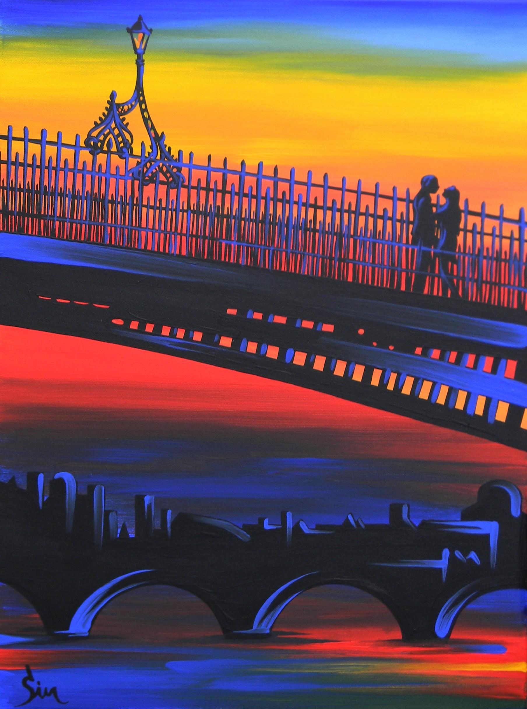 'Hal'penny Bridge'