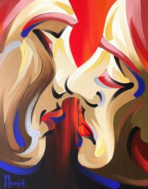 The Kiss A