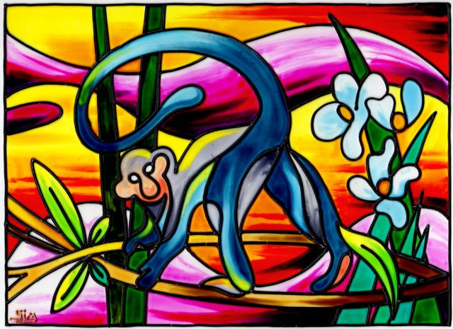 'Spider Monkey'