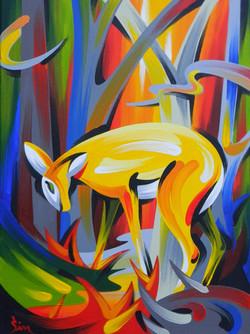'Yellow Fawn'