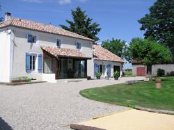 Farmhouse and Granary