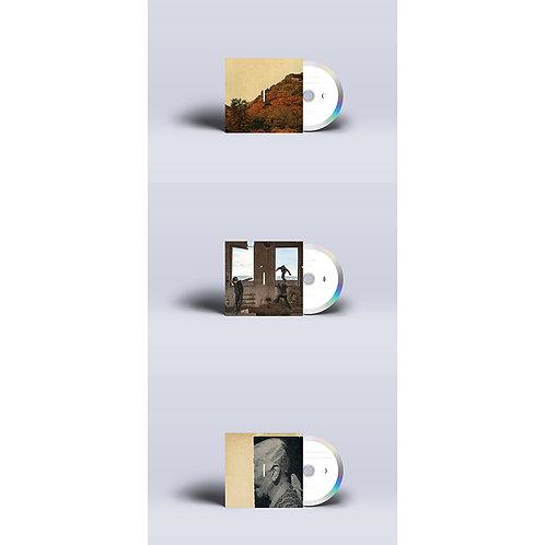 CD series ~ IIKKI 007/008/009