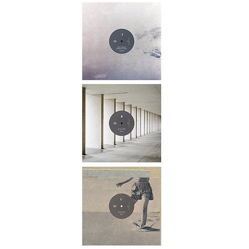 vinyls series ~ IIKKI 001/002/003