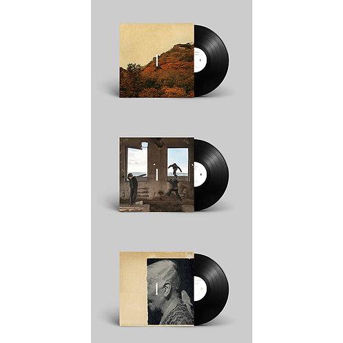 vinyls series ~ IIKKI 007/008/009