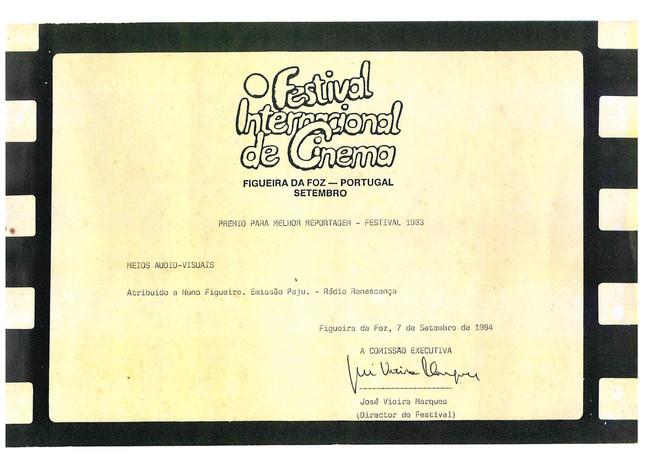 Festival Internacional de Cinema