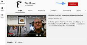 The Finchloom Show