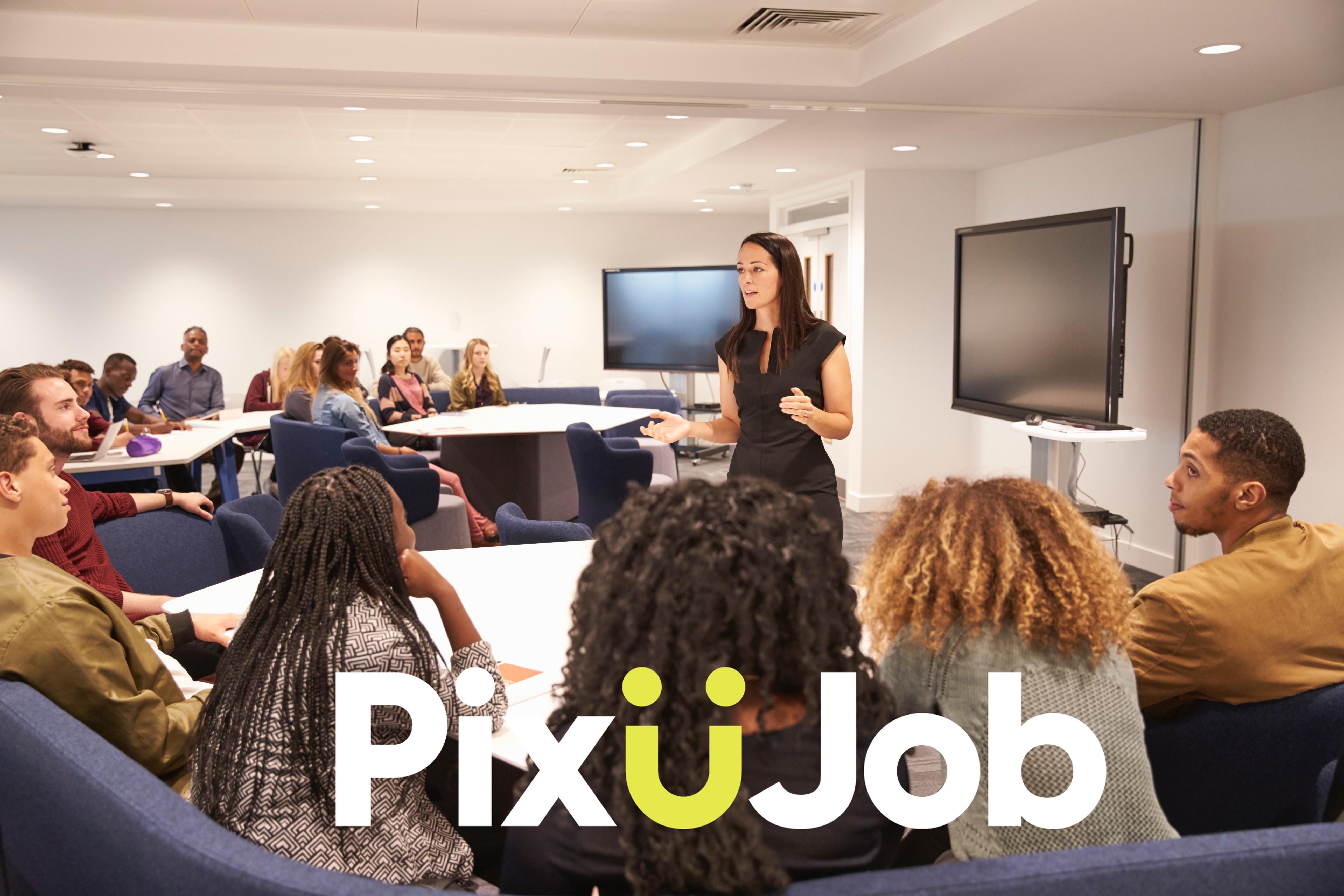 PixuJob University Workshops