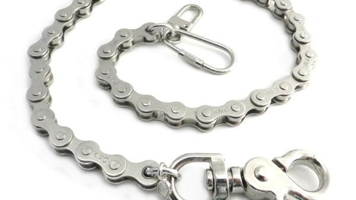 "Bike Chain Wallet Chain 18"""