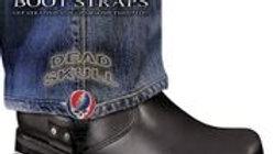 Boot Straps - Dead Skull