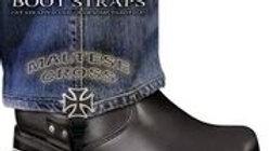 Boot Straps - Maltese Cross