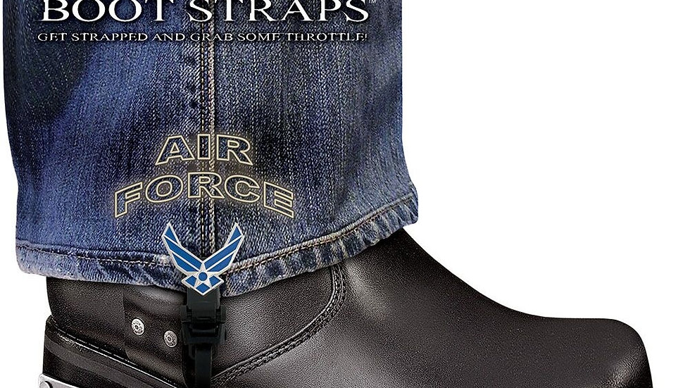 Boot Straps - AirForce