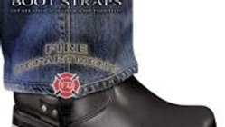 Boot Straps - Fire Department