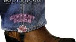 Boot Straps - Desert Rose
