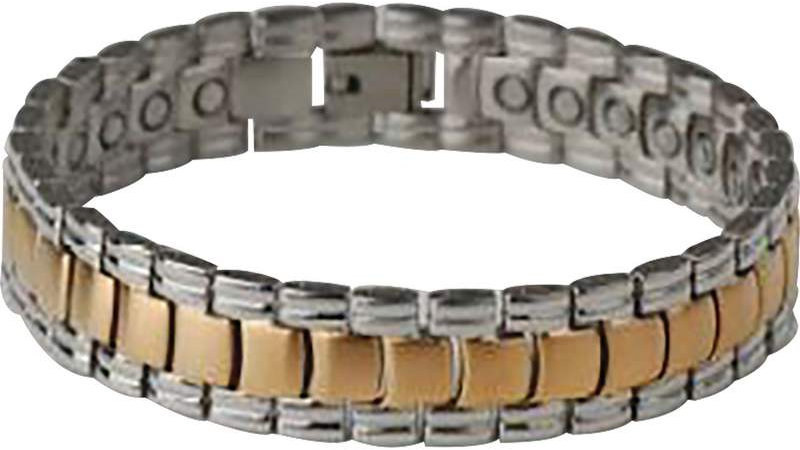 Navarre™ Stainless Steel Bracelet with Magnets