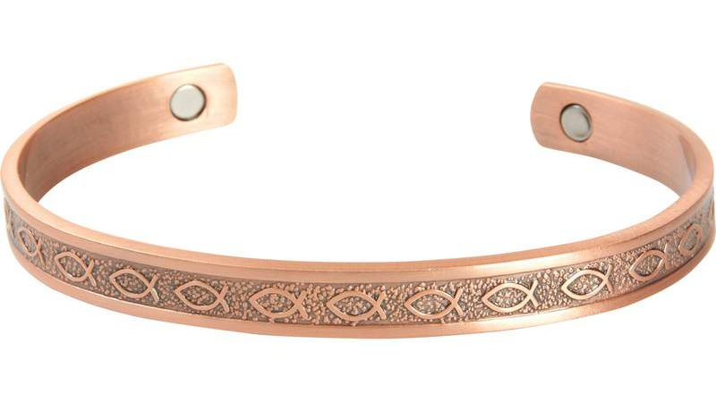 Navarre™ Copper Bracelet with Magnets