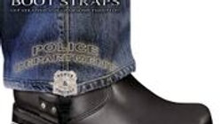 Boot Straps - Police Department