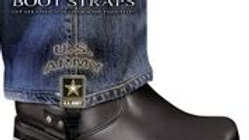 Boot Straps - Army