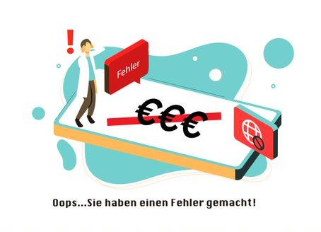 Größter Fehler im Online-Marketing?
