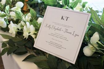 Kelly Evening Invite