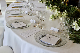 Kelly Table Set Up