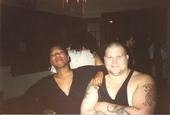 KC and St. Andrew's Hall bouncer 1990s