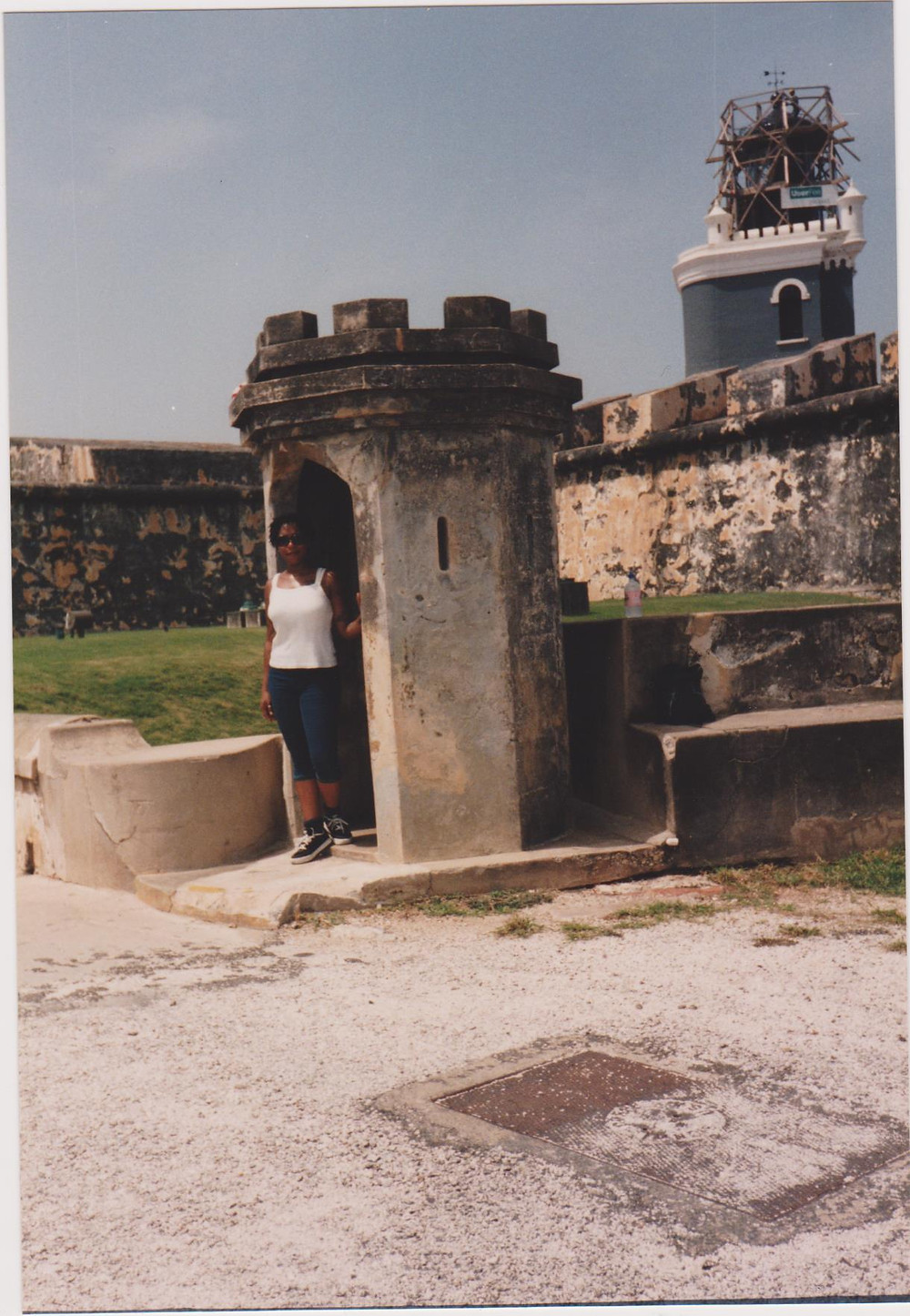 KC Washington/Fort San Cristobal