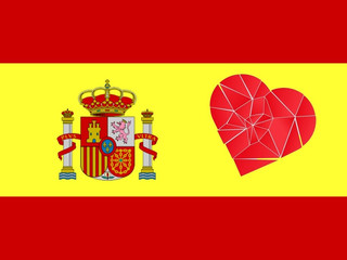 Joining Hands With Spain