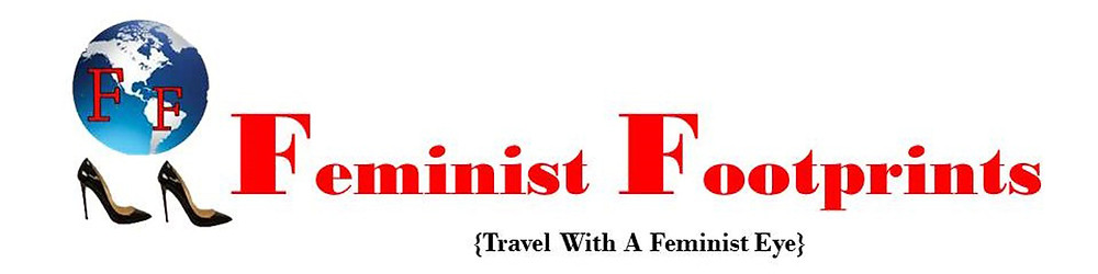 Feminist Footprints Logo