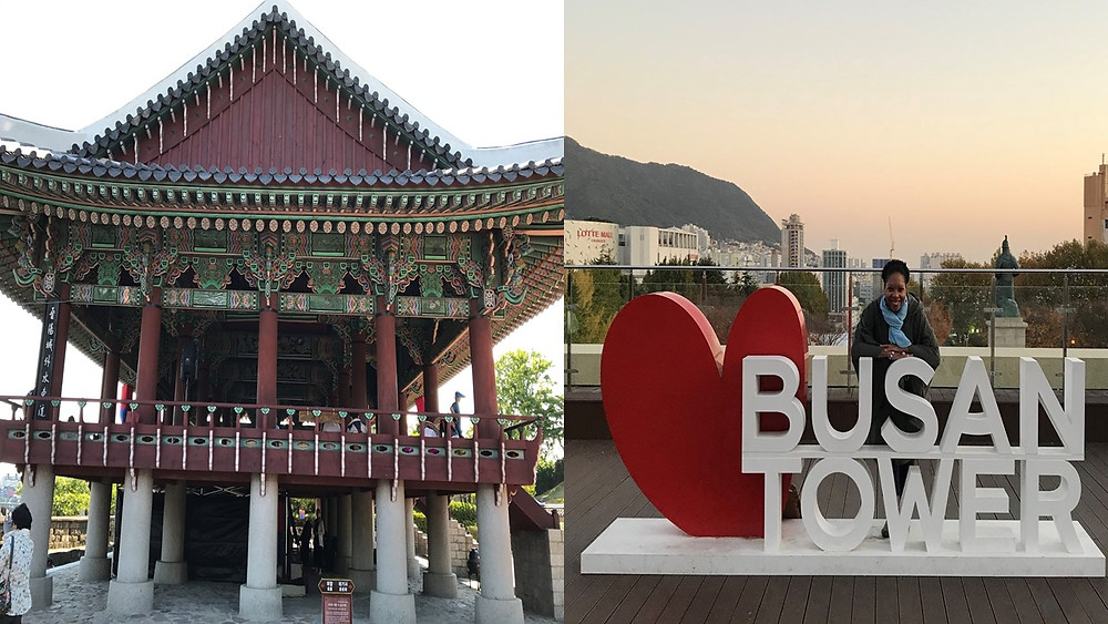 Jinju Fortress and Busan!
