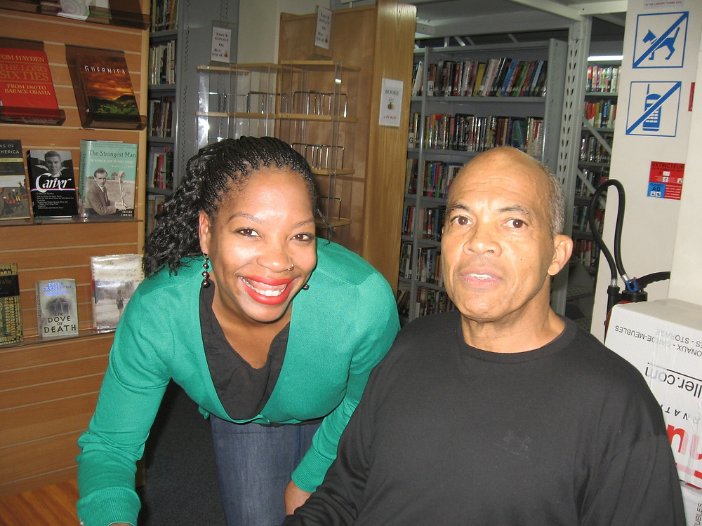 KC Washington & John Edgar Wideman Paris, 2010