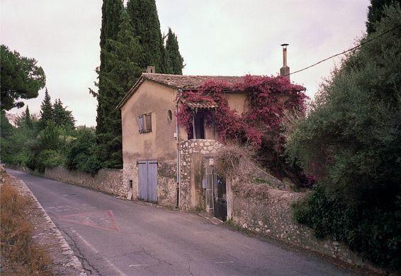 James Baldwin's Villa