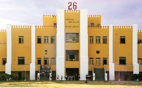 Moncada Barracks--Julio de 26