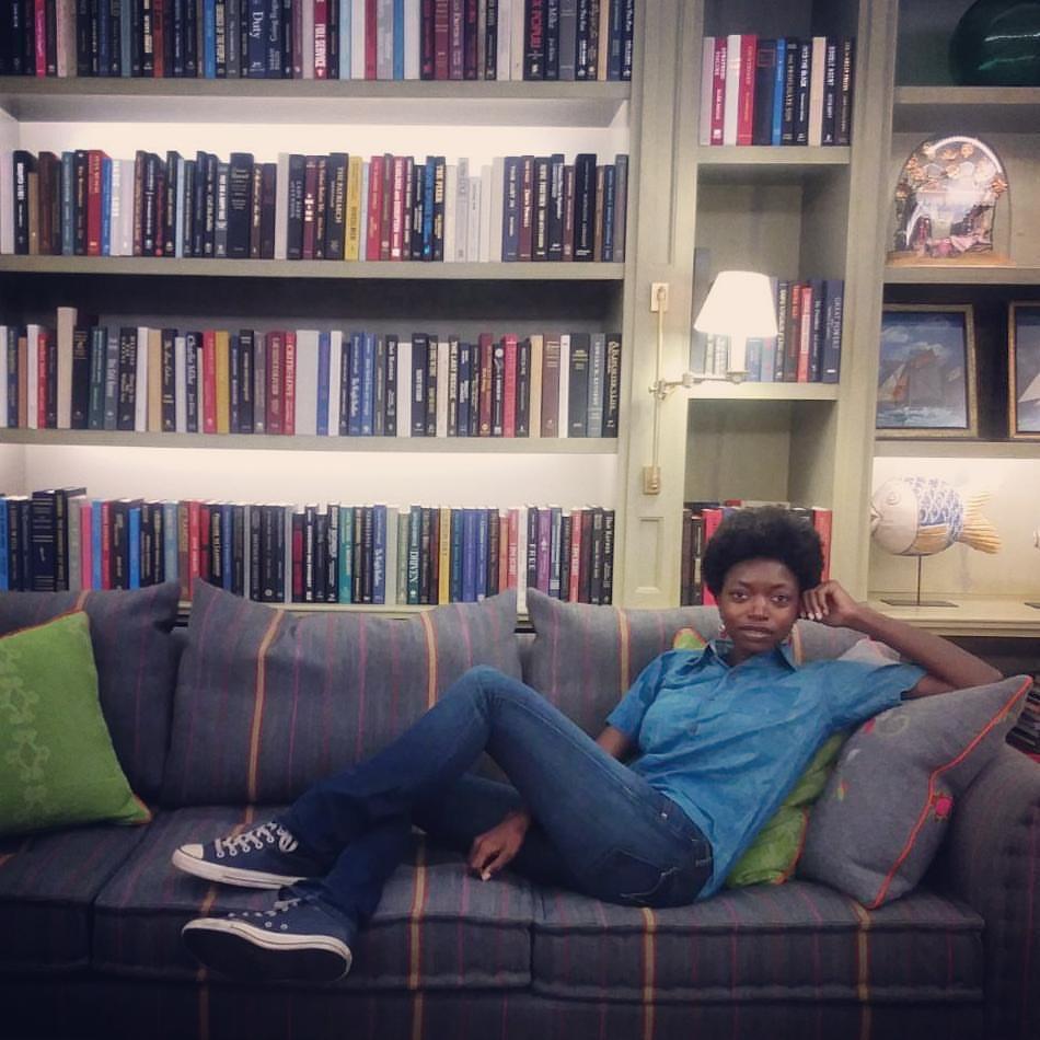 Author Nana Ekua Brew-Hammond