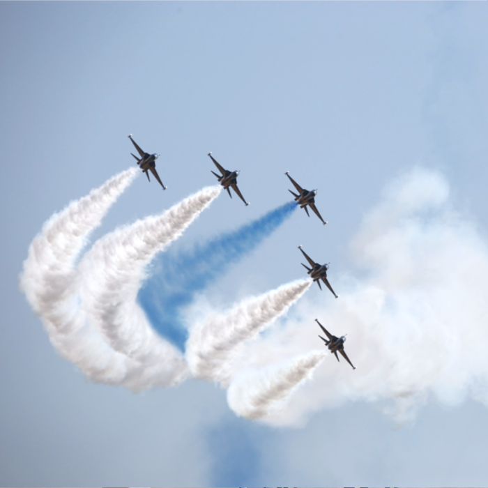 Black Eagles Air Show