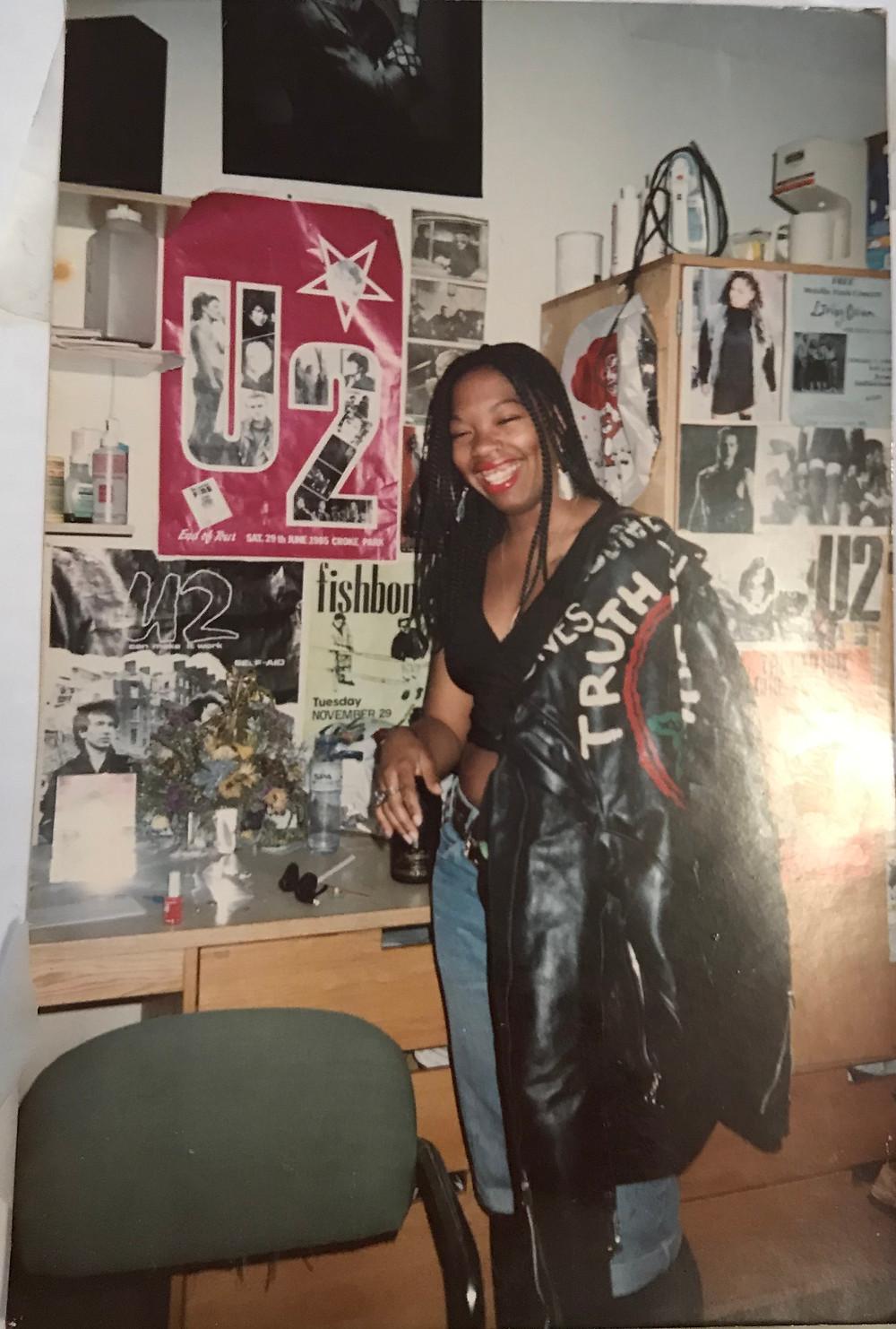 KC Washington---NYC 1990