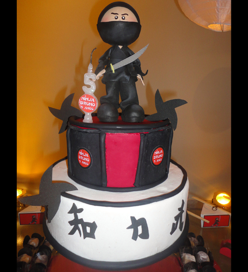 Bolo Fake Ninja
