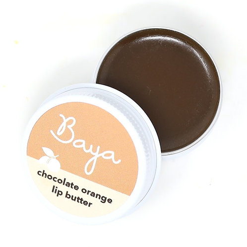 Chocolate Orange Lip Butter