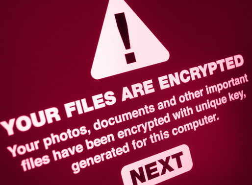 Beware Ransomware