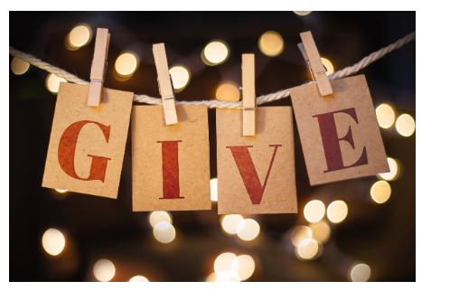 Tis the Season to be......Careful:  Charities
