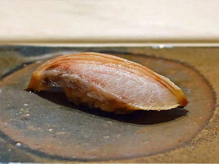 Sushi Ginza Onodera - served at our meal.