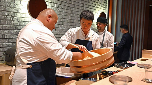 Kissaki Omakase selected as top omakase and top sushi restaurant in NYC - New York.
