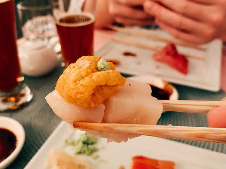 Sushi Jin: A Solid UES Outdoor Offering