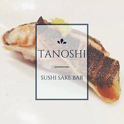 Our latest omakase sushi review of Tanoshi Sushi Sake Bar in NYC - New York
