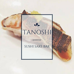 Our latest omakase sushi review of Tanoshi Sushi Sake Bar in NYC - New York