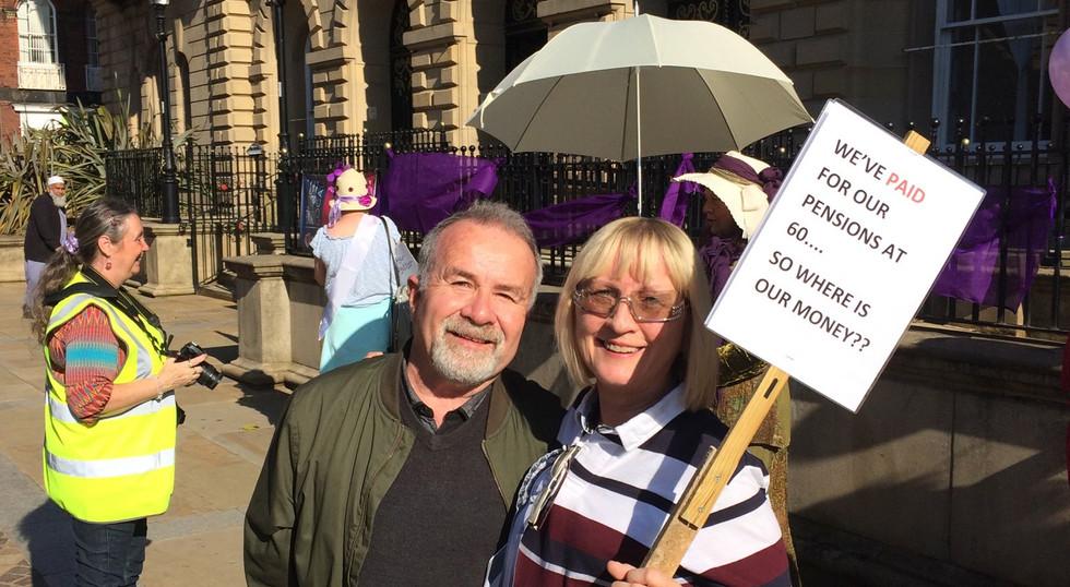 David & Pam Blackburn rally.jpg