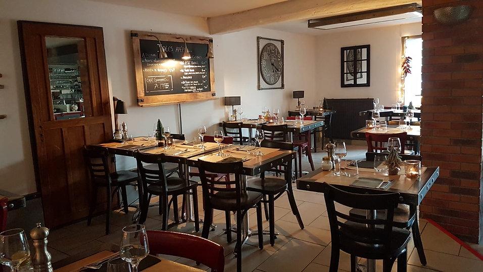 Restaurant Atelier Gourmand, Bistrot à Coulon, Marais Poitevin