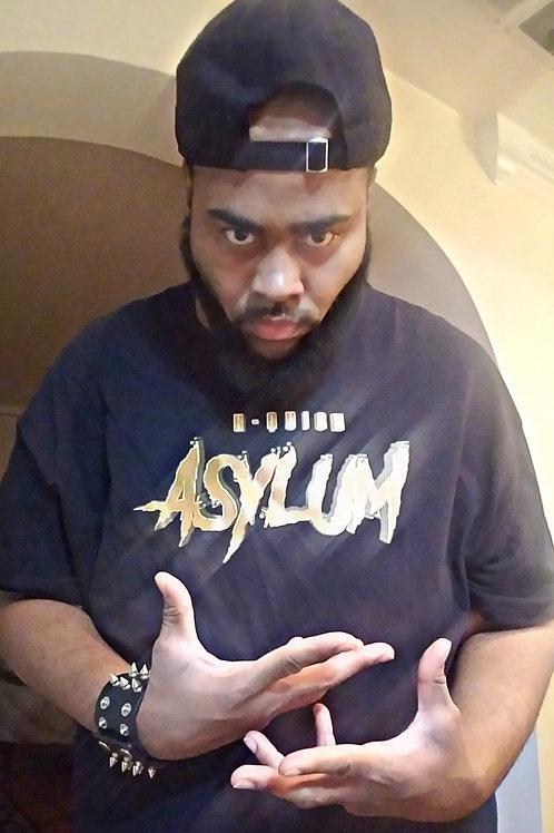 Official Black Asylum T-Shirt