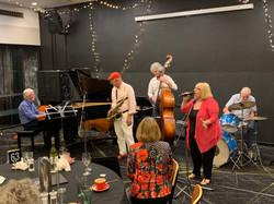 Rachel C and her Gentlemen of Jazz Mar 2