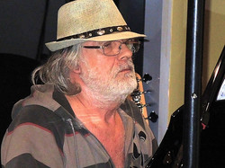 Michael Grozdanovic at the Piano